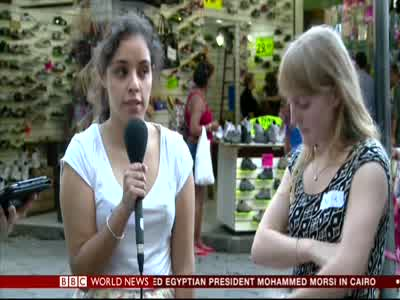 BBC World News Middle East