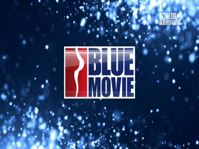 Blue Movie Mosaic
