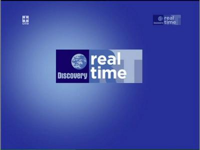 Discovery Real Time +1