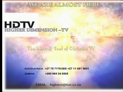 Higher Dimension TV