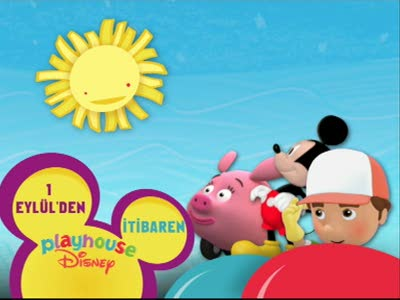 Playhouse Disney Middle-East & Africa